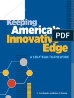 Keeping America's Innovative Edge