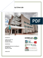 MC Crime Lab - LEED Case Study