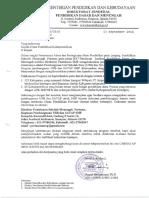 Surat Edaran Program USBS-SATAP 2017