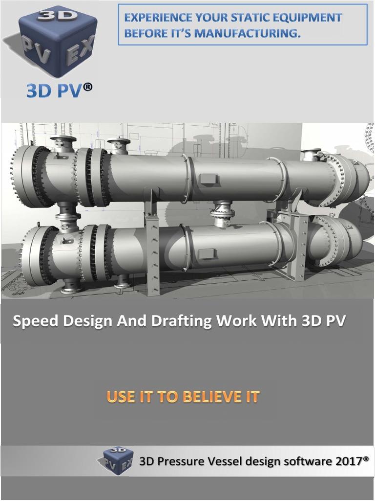 3d Pv 2017 Brochure 3 D Modeling Engineering
