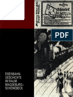 Eisenbahn in Schönebeck