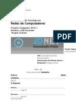 JD Net - Projeto Integrador