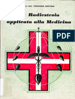 Bortone,Fernando - La Radiestesia Applicata Alla Medicina - Vannini Ed. - 1978