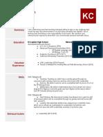 resume-seniorportfolio