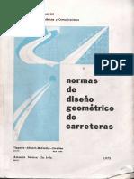 Manual Mop Carreteras 1973
