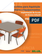 Manual Proinfancia Aquisicao de Mobiliario e Equipamentos 2013