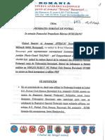 Documentele prezentate de Talpan în scandalul cu FRF