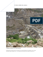 Central Hidroeléctrica Cerro Del Aguila