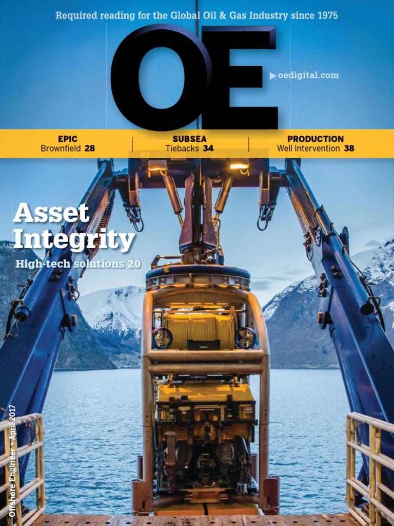 OE APR 2017 | Subsea (Technology) | Exxon Mobil