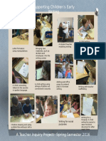 supporting early writing