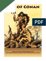 [Dragon Age] Conan
