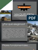 Producos Maquifuerza