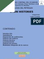 Historia de  lass Cuencas