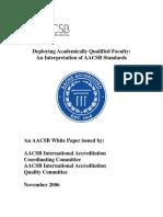 AQ Statuspaper