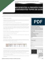 Diseño de Recipientes a Presión Para Almacenar Diferentes Tipos de Gases_ Datos de Diseño