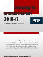 transitioning to middle school 2016-17pp