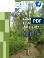 Compendio Estadistico Ambiental 2015