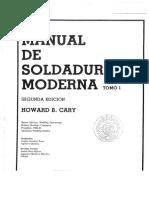 Manual de Soldadura Moderna Cary Completo