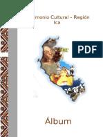 Patrimonio Cultural de Ica