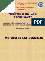 Metodo de Las Esquinas