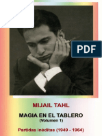 Magia en el tablero (1) - Mijail Tahl.pdf
