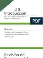 Unidad 0 - Introducción