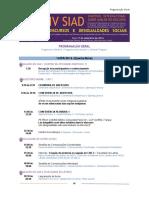 [IV SIAD 2016] Programação Geral.pdf