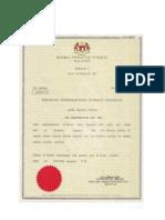 Dokemen&Sijil MYA