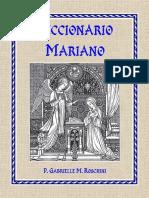 ROSCHINI Diccionario Mariano