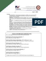 HR 4060 Original Safety and Security Legislation