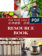 Eat Well, Live Well eBook