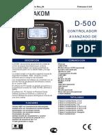 Datakom 500_manual Del Usuario
