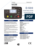 Datakom 500_manual Del Usuario