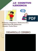 Desarrollo Cognitivo 2016