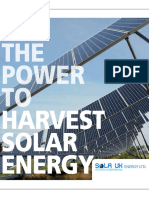 Solauk Energy Ltd Profile