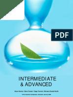 Intermediate Advanced Sample