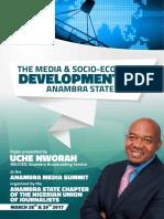 The Media & Socio-Economic Development of Anambra State