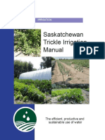 Trickle Irrigation Manual
