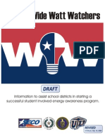 District Wide Watt Watchers Manual