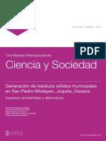 2015 _ Rev Intern Ciencia-Soc 2 1 21-36 ISSN 2340-9991