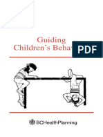 Guiding Children Behaviour