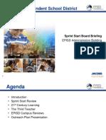 Jacobs presentation on scope of EPISD bond project