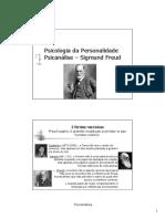 Psicanálise - Freud [Pt. 1]