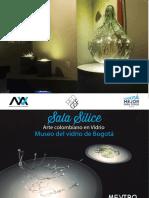 Catalogo 1. Arte en vidrio
