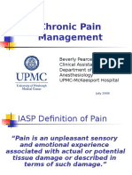 Chronic Neuropathic Pain-Slides Pierce-Smith