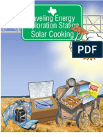Solar Cooking Station