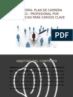 Presentación de Socialización de Consultoria Para Invitados Especiales