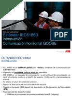 Introducción a IEC61850 _ Comunicación Horizontal GOOSE