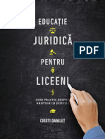 educatie juridica pentru liceeni