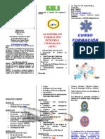 ACADEMIA DE FORMACIÓN  INTEGRAL  CIUDADANA (AFIC)